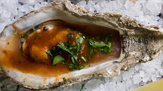 SmokyRibsBBQ - Bloody Mary Charbroiled Oysters - Video