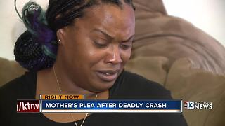 Mother's plea after her teen is killed in a hit-and-run - Video