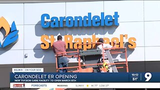 New Carondelet emergency center to open in southeast Tucson March 8