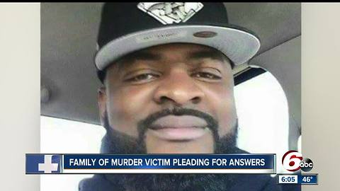 Family of murdered Indy man offer reward, pleads for justice
