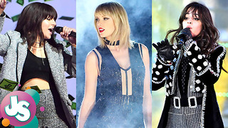 Taylor Swift Confirms Camila Cabello & Charli XCX as 'Reputation' Tour Opening Acts -JS