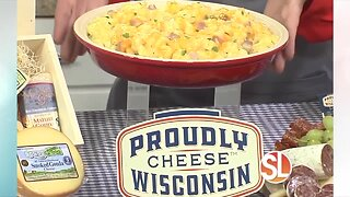Parker Wallace helps you elevate home meals - with cheese!