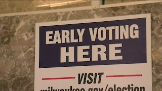 Wisconsin preparing for large early voting crowds