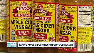The pros & cons of taking apple cider vinegar for your health