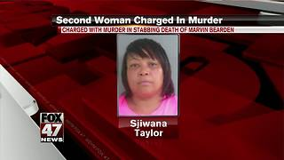 Second woman charged in murder of Jackson man