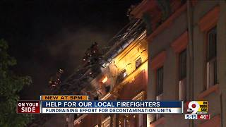 Help for local firefighters - Video