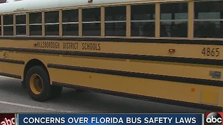 Concerns over Florida bus safety laws heighten