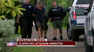 Holmes Beach Police arrest home invasion suspect accused of attacking 71-year-old woman - Video