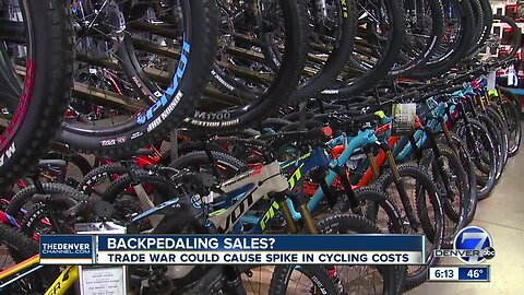Denver area bike shops brace for possible price hikes amid trade war with China