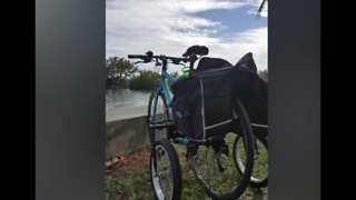 Bike stolen from woman with disability in Lake Worth - Video