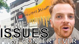 Issues' Josh Manuel - FIRST CONCERT EVER Ep. 200