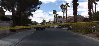 Las Vegas police investigate deadly shooting in northwest part of town