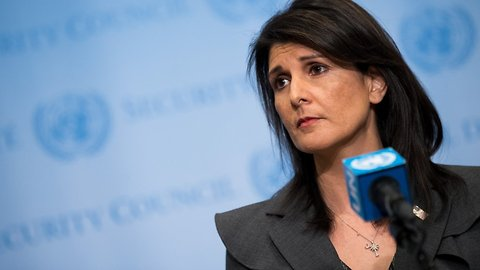 The US Is Leaving The United Nations Human Rights Council