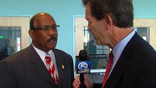 Exclusive interview with Riviera Beach Police Chief Clarence Williams - Video