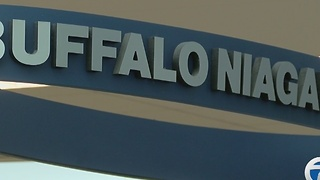 Buffalo-Niagara ranks second among mid-size airports in North America - Video