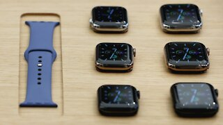 Apple Watch 5 Lowers To $400