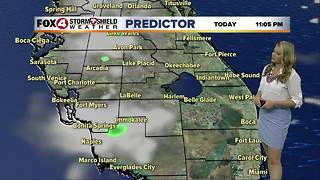 Warm and Humid Weather Continues