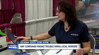 Trouble hiring workers - Video