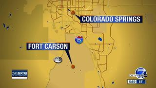 Lockdown lifted at Ft. Carson; 1 person shot - Video