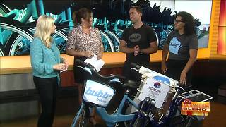 Milwaukee's Community Bike Share Program - Video