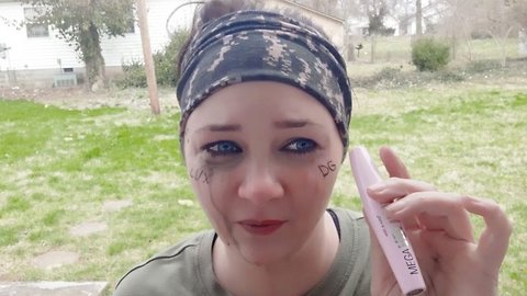 Don't Try This At Home! Woman Tests Luxury & Bargain Mascaras Out By Pepper Spraying Her Own Eyes