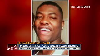 Deputies identified person of interest in Quail Hollow party shooting - Video