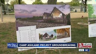 Camp Ashland Project Groundbreaking