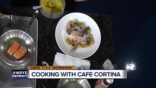 Cooking With Cafe Cortina