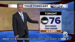 South Florida forecast 9/12/17 - 5pm report - Video