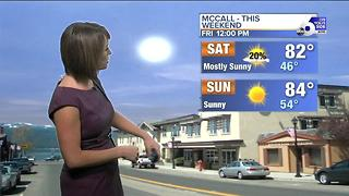 Warming trend starts today! - Video