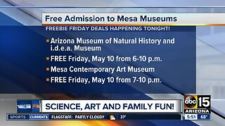 Freebie Friday: Museum entry and more!