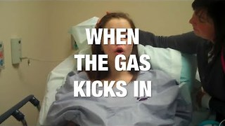 When The Gas Kicks In - Video
