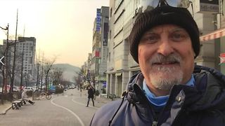 Tulsa cameraman covers PyeongChang 2018 Olympic Winter Games - Video
