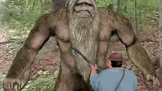"Tim Peeler's ""Bigfoot Knobby"" Encounter In The North Carolina Mountains - Video"