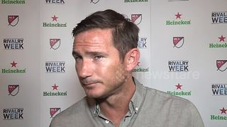 Frank Lampard discusses John Terry's future playing career - Video