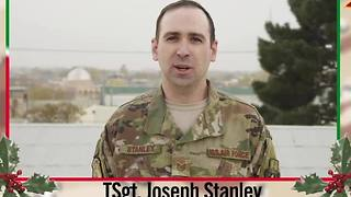Tech Sgt. Joseph Stanley - Video