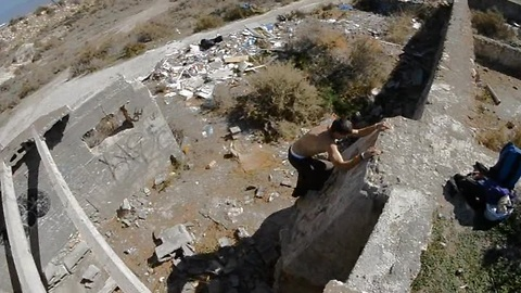 Parkour stunts that will mesmerize you