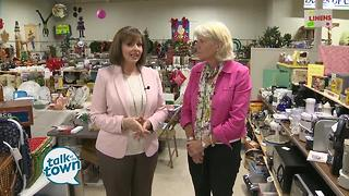 Ms. Cheap shops the Ladies of Charity Stuff Galore Sale - Video