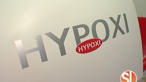 HYPOXI is a unique training method that can help you slim down