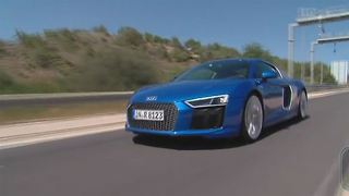 Audi R8: The fastest series production Audi of all time - Video