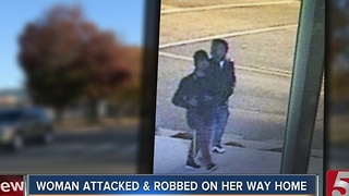 2 Wanted After Attacking 59-Year-Old Woman - Video