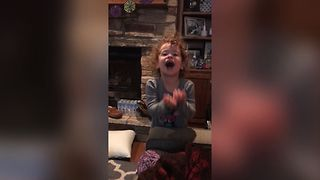 Girl Doesn't Believe In Pumpkin Pies - Video