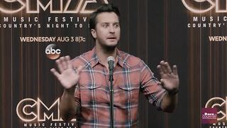 Luke Bryan talks about Father's Day.mp4 - Video