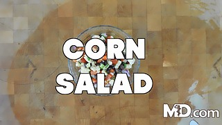 Corn Salad Recipe | MDelicious - Video