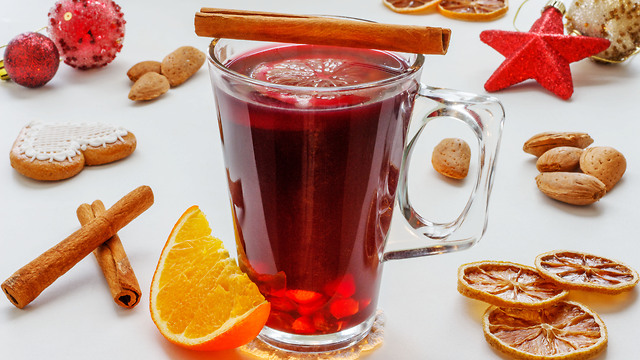 How to make homemade mulled wine rumble - Make perfect mulled wine ...