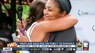 Maryland Race for the Family 5K run/walk takes place Saturday - Video