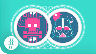 What Connects Cyber Crime & Darth Vader? - Video