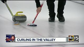 Curling club growing in popularity in Tempe - Video