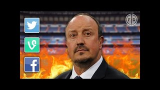 Rafa Benitez SACKED by Real Madrid | Internet Reacts - Video