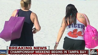 Security plans in place for Championship Beach Bash - Video